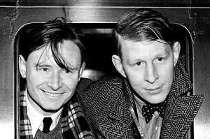 Isherwood and W.H. Auden